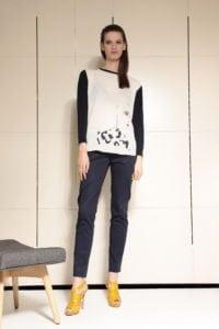 Di Caprio ženska majica s dugim rukavima i printom | Varteks